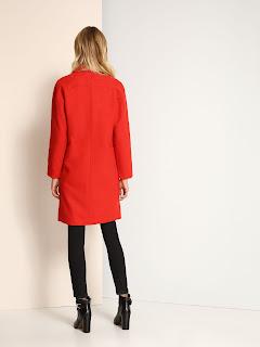 Paltonul Top Secret SPZ0340 Red3