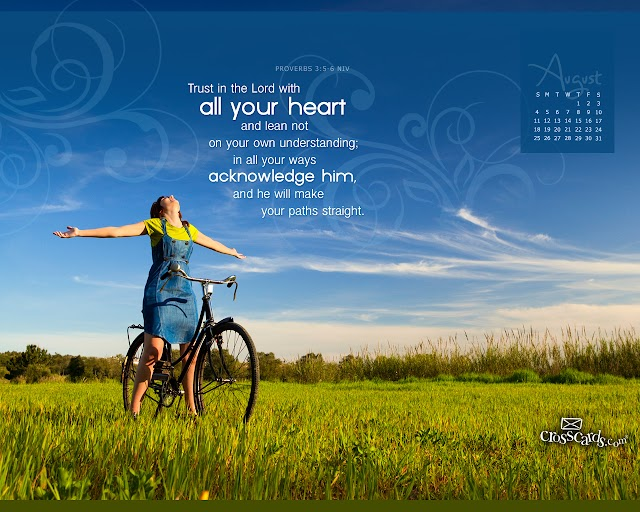 August 2013 Desktop Calendars Free Download