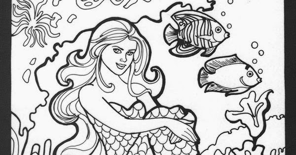 H20 Just Add Water Coloring Pages Coloring Pages