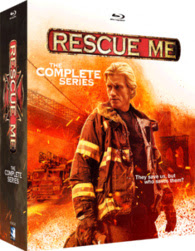 Rescue Me: The Complete Series Blu-Ray