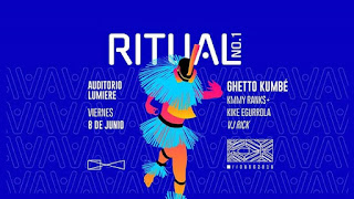 Ritual No. 1 Ghetto Kumbé, Kmmy Ranks + Kike Eugurrola