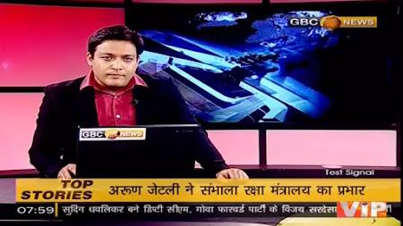 Frekuensi siaran VIP News di satelit Intelsat 20 Terbaru