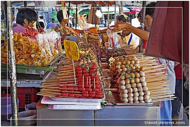 Chatuchak Weekend Market - Top 7 Best Places to Travel in Bangkok, Thailand at Least Once in Your Life Time