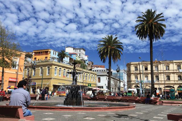 Verão em Valparaíso