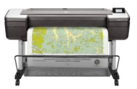 HP DesignJet T1700 Télécharger Pilote