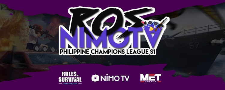 Nimo TV Delivers the Thrill of ROS – Philippine Champions League Playoffs at Your Fingertips