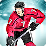 Download game Pin Hockey MOD Ice Arena – Money Mod Apk