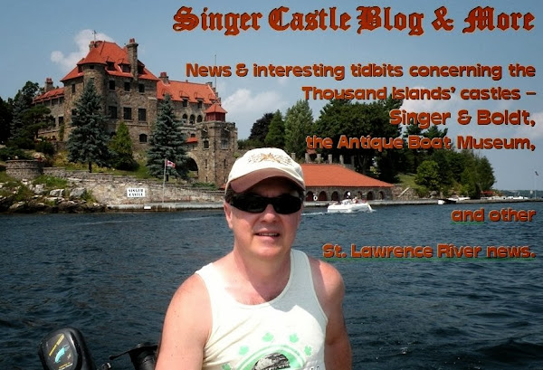 Singer Castle Blog & More
