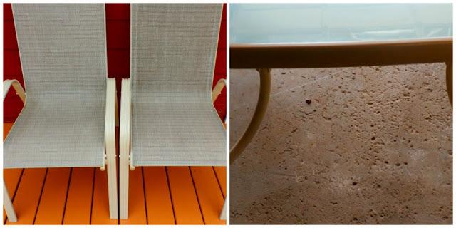 restoring outdoor metal furniture
