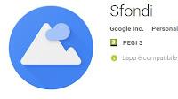 Scegliere lo sfondo su Android con l'app Sfondi di Google
