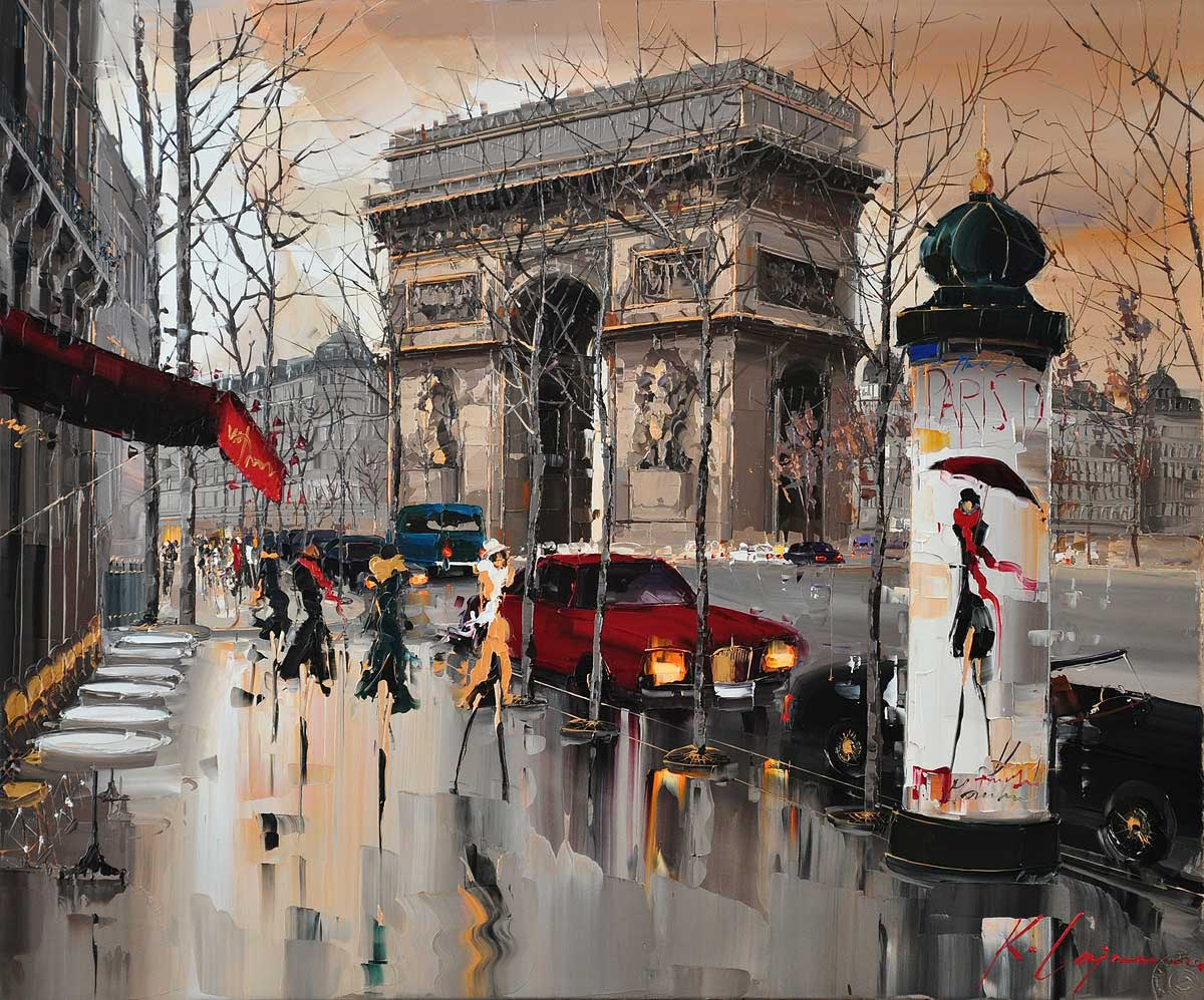 Kal Gajoum Paris