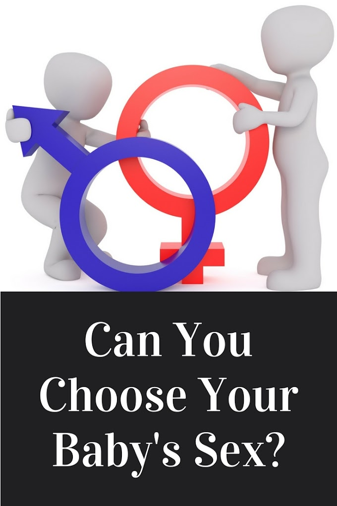Can You Choose Your Baby's Sex?