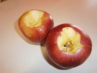 Manzanas asadas