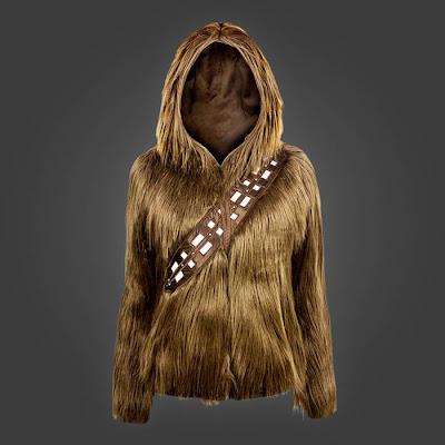 Un suter o sudadera con capucha al estilo Star wars.
