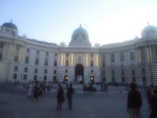 Travel Vienna Austria Hofburg