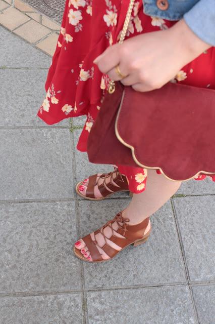 sandales jonak