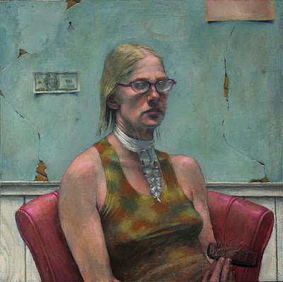 Crumbling Beauty (2009), Tina Newberry