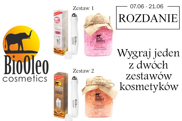 ROZDANIE | Wygraj zestaw kosmetyków od BioOleo [ZAKOŃCZONE]