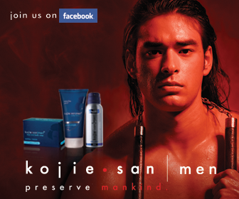 """ Emoterang Si Dharzie "": Preserve Mankind with Kojie.san Men 
