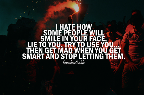 People Who Use Others Quotes: Life Inspiration Quotes: March 2013