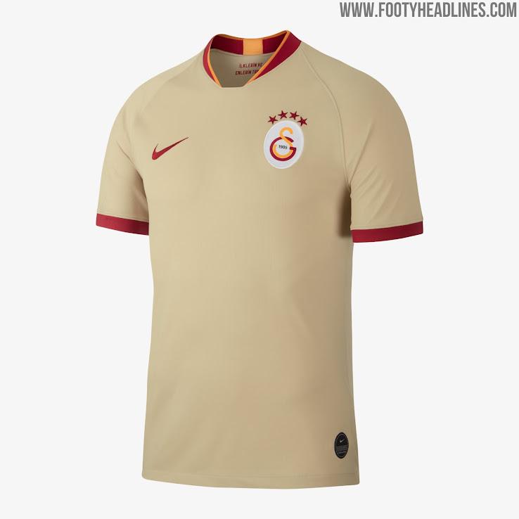 new concept dfb44 5cd6f Galatasaray 19-20 Auswärtstrikot Veröffentlicht - Nur Fussball