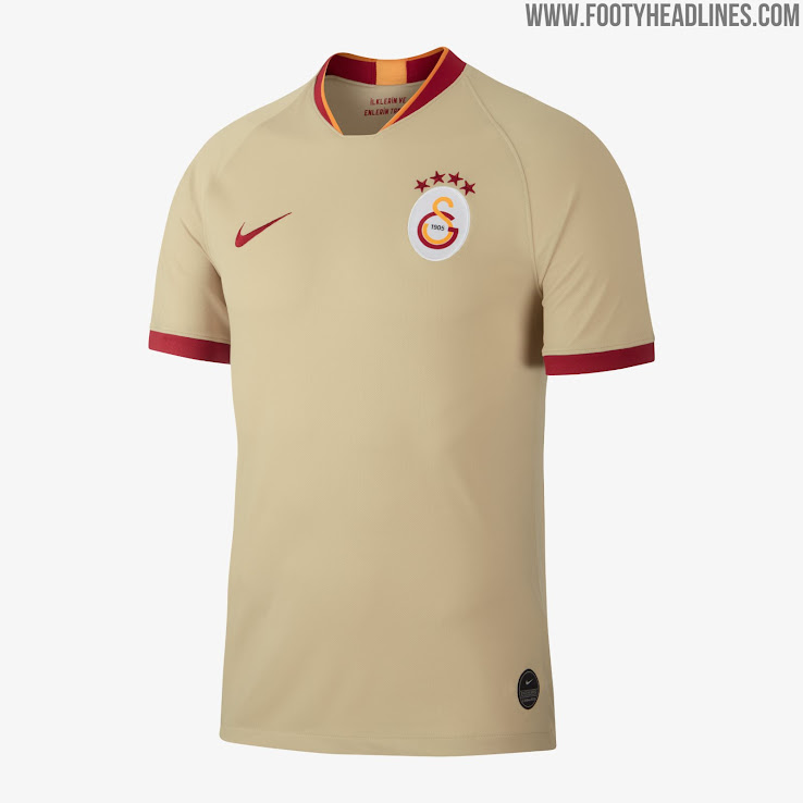 new styles d035d e862b Galatasaray 19-20 Away Kit Released - Footy Headlines