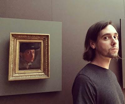Pessoas encontraram seus sósias no museu e se surpreenderam