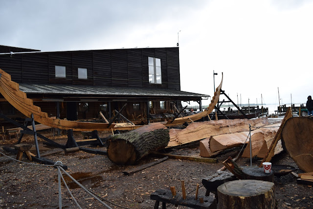 Viking Ship Museum Boatyard, Roskilde