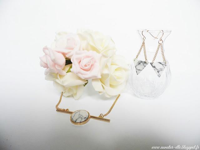 bijoux marbre - la fée qui frippe