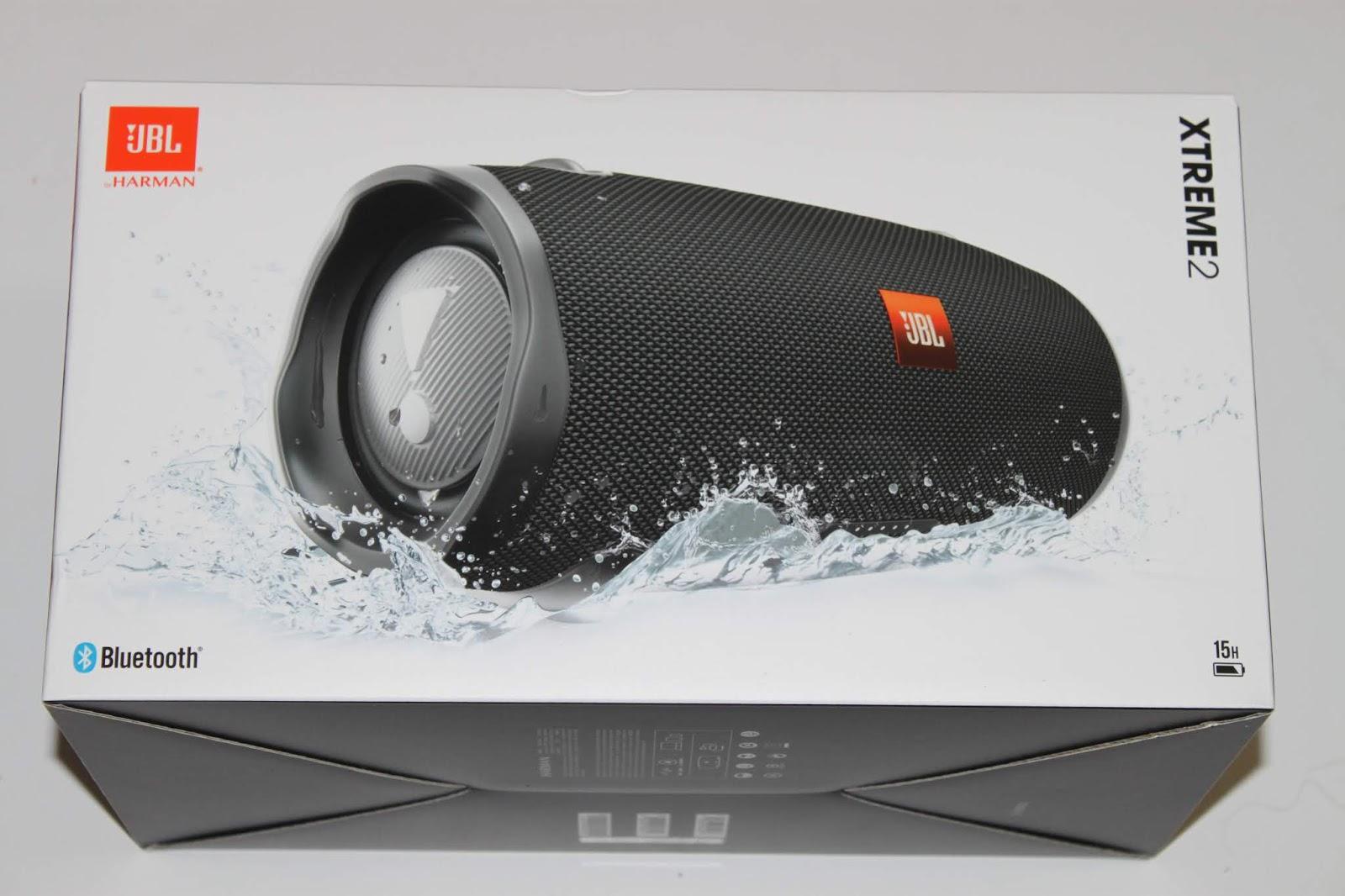 Stereowise Plus: JBL Extreme 2 Wireless Waterproof Speaker