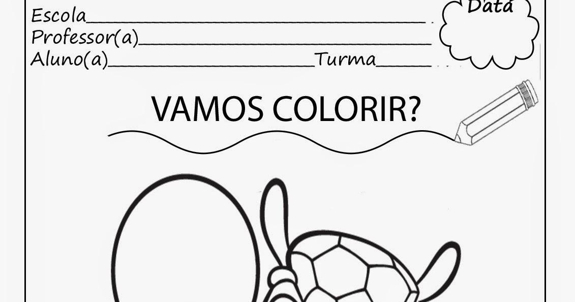 Desenhos Do Fuleco Para Colorir Atividades Sobre A Copa Do Mundo