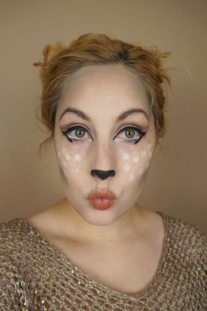 glam to ghoul darling deer