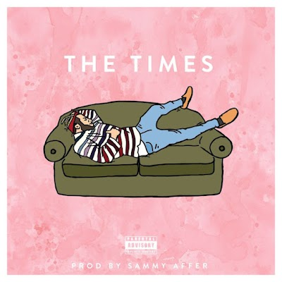 Listen to Frank Affer - 'The Times' (Produced by Sammy Affer)