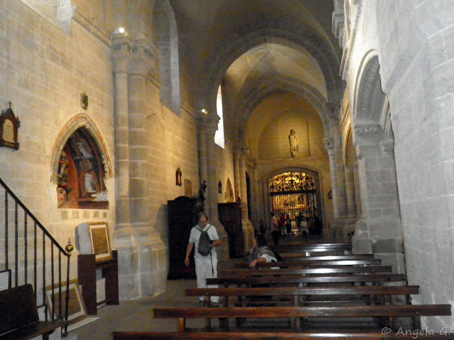 Nave sur de la Catedral