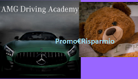 Logo Concorso ''Teddy'': vinci gratis corsi di guida AMG