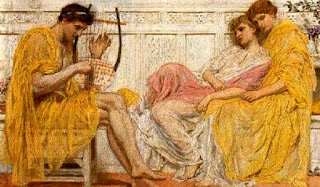 Αποτέλεσμα εικόνας για Ο Αριστοτέλης για τη μουσική