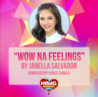 Wow Na Feelings - Janella Salvador (Official Music Video)