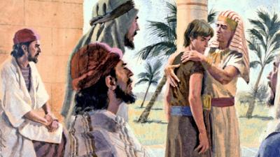 Judá e Benjamim - Gênesis 44
