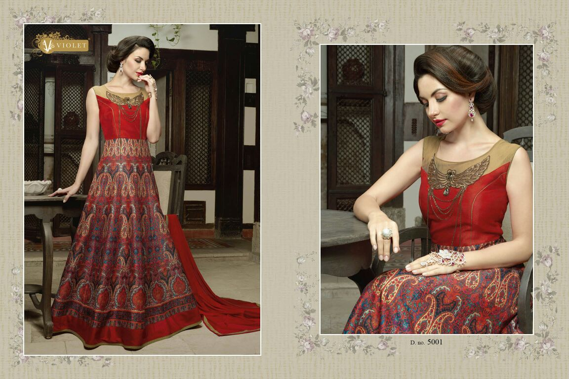 Cheenab Vol 2 – New Stylish And Fancy Look Collection Salwar Kameez