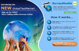 uang dari survey globaltestmarket