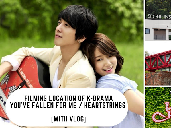 가자 Korea Diary 10: Filming Location of K-drama Heartstrings @ Seoul Institute of the Arts, Ansan [With Vlog]