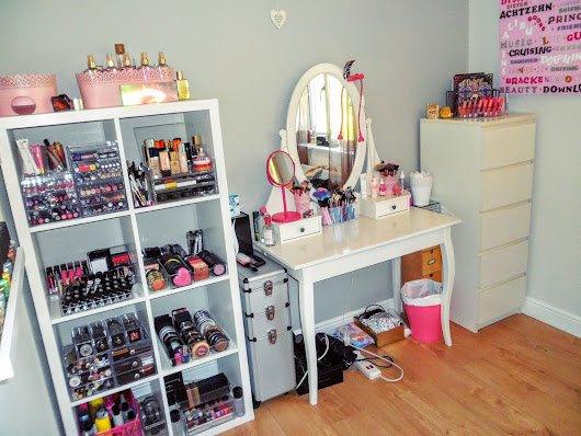 My beauty room