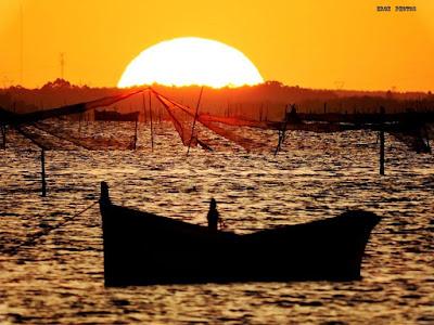 Nascer do Sol Praia Cassino