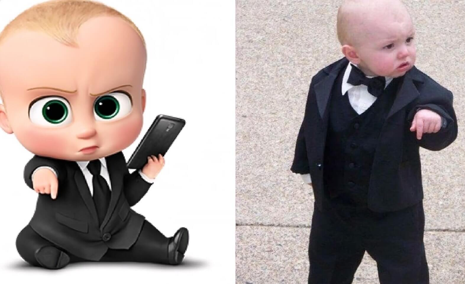 20 Amazing Cosplays That Look Extremely Similar To The Original Cartoons - The world is going to be ruled by babies!