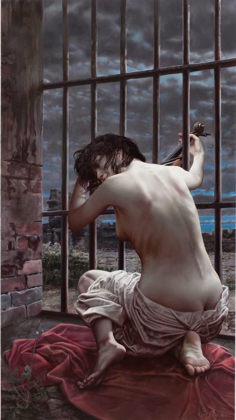 Lui Liu / 刘溢 #artpeople