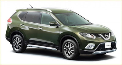 2016 Nissan X-Trail SUV Hd Photo Collection 02