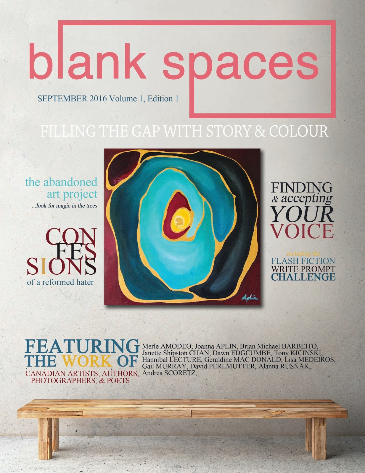 Our September 2016 Issue