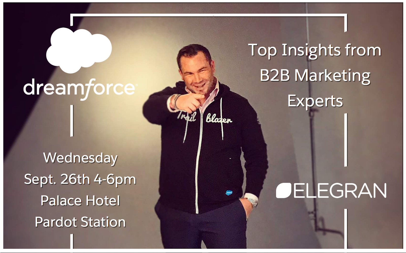 Tigh Loughhead's Top Insights from B2B Marketing Experts on Salesforce and Pardot