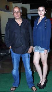 Mahesh Bhatt is compete with his daughter Alia Bhatt's boyfriend!