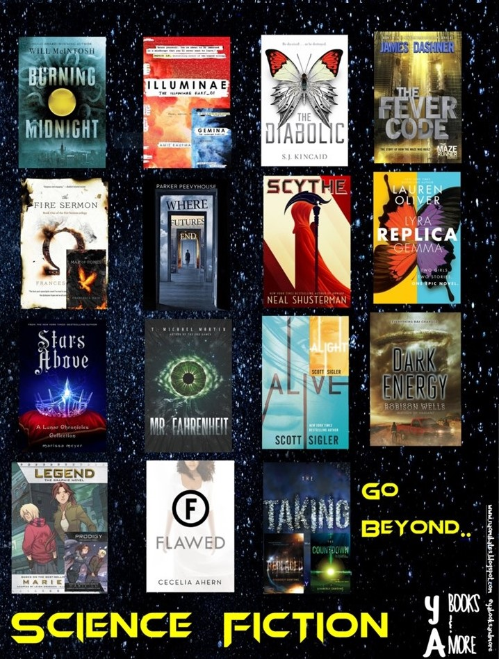 Best Science Fiction Books For Young Adults